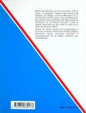 Vice-Versa Du Francais A L'Italien De L'Italien Au Francais 1000 Phrases Traduites 1000 Frasi Tradot - 4ème de couverture - Format classique