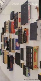 Abraham cruzvillegas - Couverture - Format classique