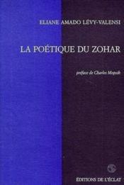 Poetique Du Zohar (La) - Couverture - Format classique