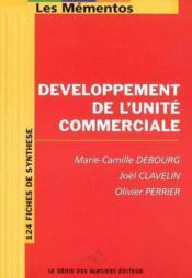 Developpement Unites Commerciales - Couverture - Format classique