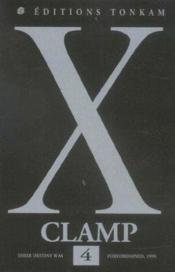 X t.4 - Couverture - Format classique