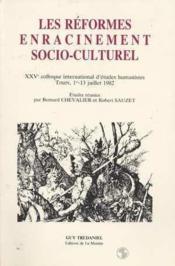 Reformes Enracinement Socio - Couverture - Format classique