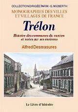 Trelon Et Ses Environs - Couverture - Format classique