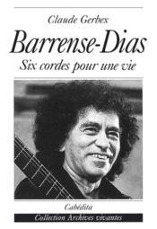 Barrense Dias - Couverture - Format classique