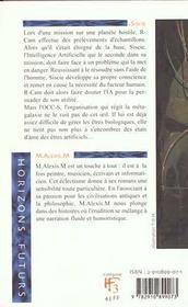 Siscie - 4ème de couverture - Format classique