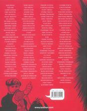 Mi-Manga + Dvd - 4ème de couverture - Format classique