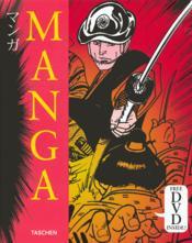 Mi-Manga + Dvd - Couverture - Format classique