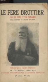 Le Pere Brottier - Couverture - Format classique