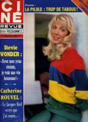 CINE REVUE - TELE-PROGRAMMES - 61E ANNEE - N° 28 - RAGTIME: les douzes années qui ont bouleversé l'Amérique! - Couverture - Format classique