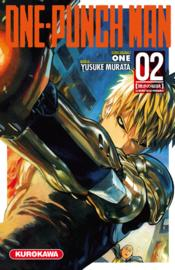 Vente livre :  One-Punch Man T.2 ; le secret de la puissance  - Yusuke Murata - One