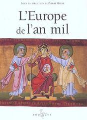L'Europe De L'An Mil - Intérieur - Format classique