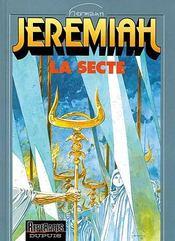Jeremiah t.6 ; la secte - Intérieur - Format classique