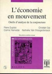 L'Economie En Mouvement - Couverture - Format classique