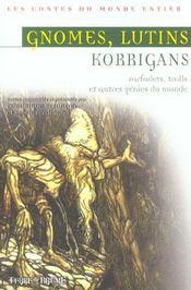 Gnomes, lutins et korrigans - Intérieur - Format classique