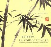 Suiboku - Voie De L'Encre (La) - Intérieur - Format classique