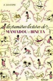 Les premieres lectures de mamadou et bineta - Intérieur - Format classique