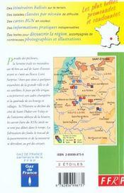 Vallee De La Semene A Pied - 43-Pr-P434 - 4ème de couverture - Format classique