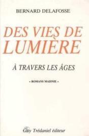 Vies De Lumiere (Des) - Couverture - Format classique