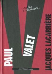 Paul Valet ; soleil d'insoumission - Intérieur - Format classique