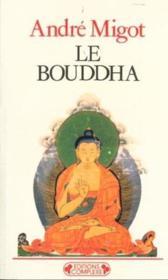 Le bouddha - Couverture - Format classique