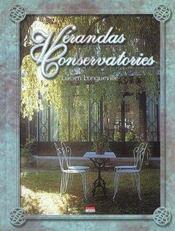Verandas ; Conservatoris - Intérieur - Format classique