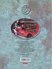 Verandas ; Conservatoris - 4ème de couverture - Format classique