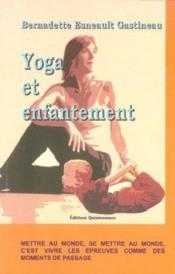 Yoga Et Enfantement - Couverture - Format classique