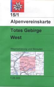 Totes gebirge westliches b. - Couverture - Format classique