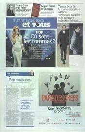Figaro Et Vous (Le) N°20986 du 21/01/2012 - Couverture - Format classique