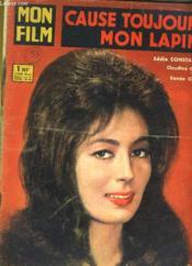 Mon Film N° 700 - Cause Toujours Mon Lapin ! - Couverture - Format classique