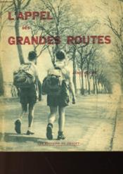 L'Appel Des Grandes Routes - Couverture - Format classique
