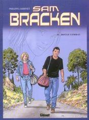 Sam Bracken t.2 ; rouge combat - Intérieur - Format classique