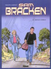 Sam Bracken t.2 ; rouge combat - Couverture - Format classique