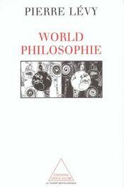 World Philophie - Intérieur - Format classique