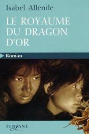 Le royaume du dragon d'or - Couverture - Format classique