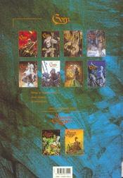 Gorn t.2 ; le pacte - 4ème de couverture - Format classique