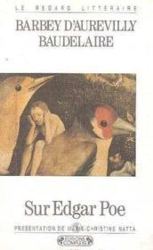 Sur Edgar Poe - Couverture - Format classique