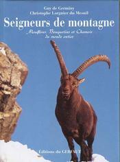 Seigneurs De Montagne - Intérieur - Format classique