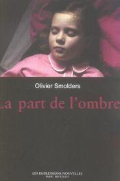 Part De L'Ombre (La) - Intérieur - Format classique