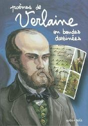Paul Verlaine, Les Poemes En Bd - Couverture - Format classique