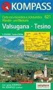 Valsugana tesino - Couverture - Format classique