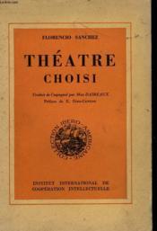 Theatre Choisi - Couverture - Format classique