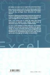 Excel Star Calc Utiliser Un Tableur En Cours De Maths Lycee - 4ème de couverture - Format classique