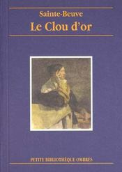 Le Clou D'Or - Intérieur - Format classique