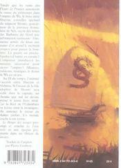 Le frere initie t.2 ; le berger des nuages - 4ème de couverture - Format classique