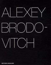 Alexey Brodovitch Gd Format Ss - Intérieur - Format classique