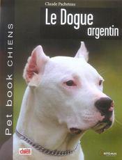 Dogue Argentin - Intérieur - Format classique