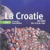 La croatie ; des côtes en plein vol - Intérieur - Format classique