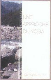 Une approche du yoga - Intérieur - Format classique