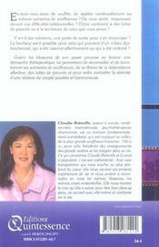 Guerir Les Blessures De Son Passe - 4ème de couverture - Format classique